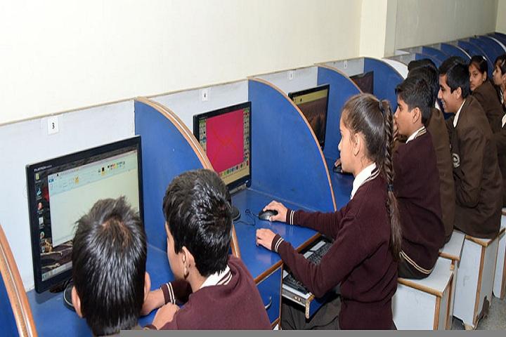 Sidhartha International School-Computer Lab