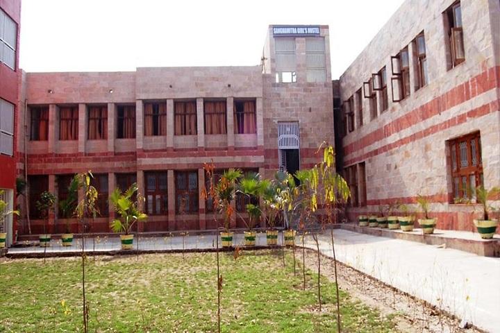 Sidhartha International School-Girls Hostel