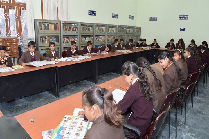 Sidhartha International School-Library