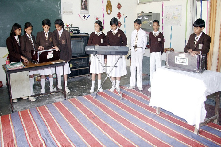 Sidhartha International School-Music
