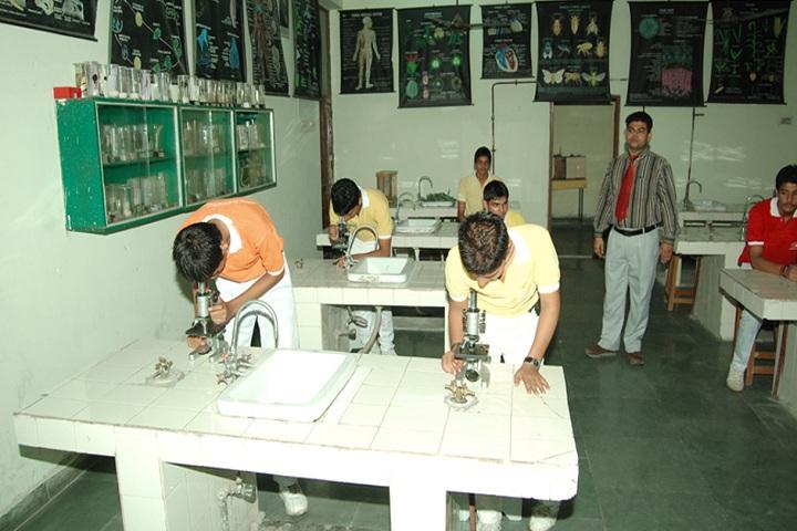 Sidhartha International School-Science Lab
