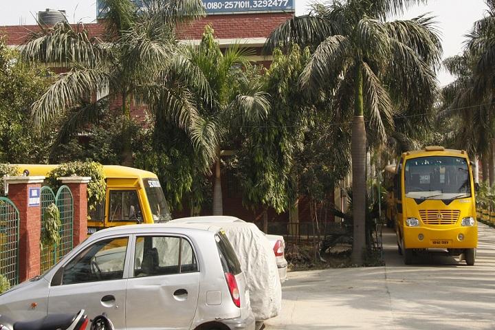 Sidhartha International School-Transport