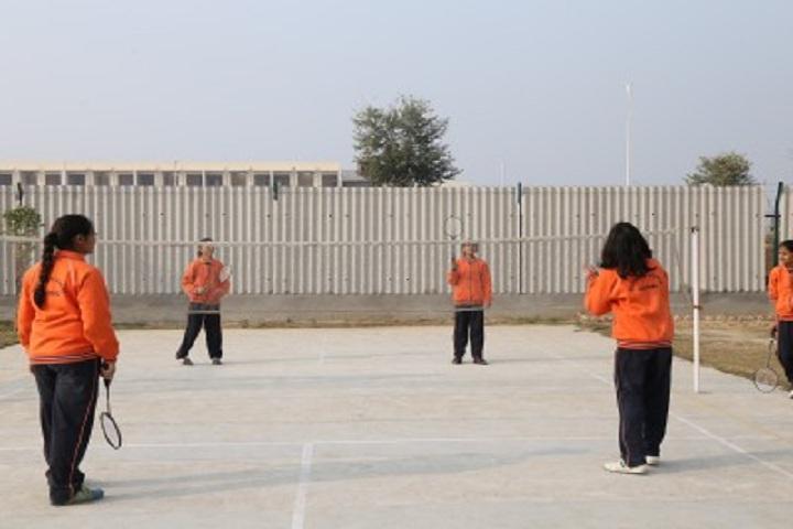 Silver Oak International School-Games