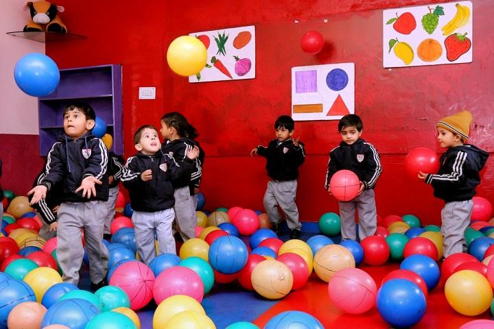 Silver Oak International School-Kids Activity