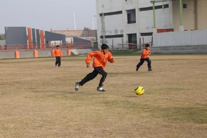 Silver Oak International School-Play Ground