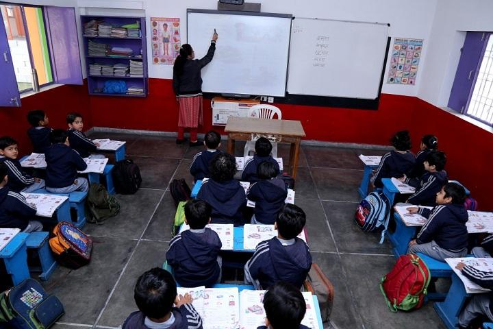Silver Oak International School-Smart Class