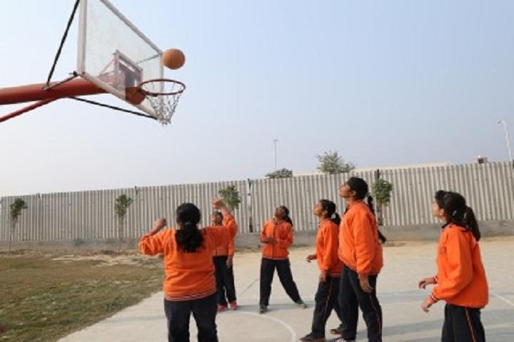 Silver Oak International School-Sports