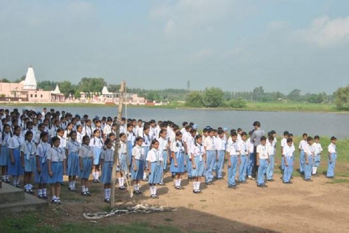 Sir Jawahar Singh Public School-Morning Assembly