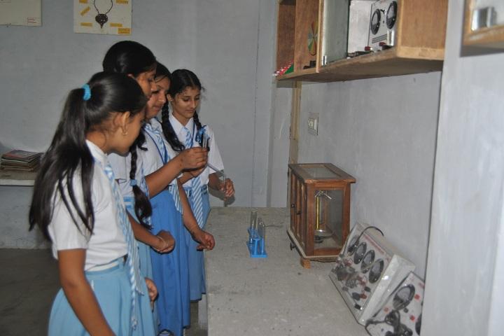 Sir Jawahar Singh Public School-Physics Lab