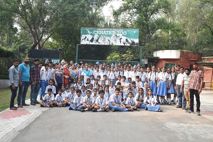 Sir Jawahar Singh Public School-Students and Faculty