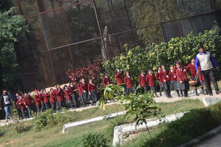 Sir Jawahar Singh Public School-Tour