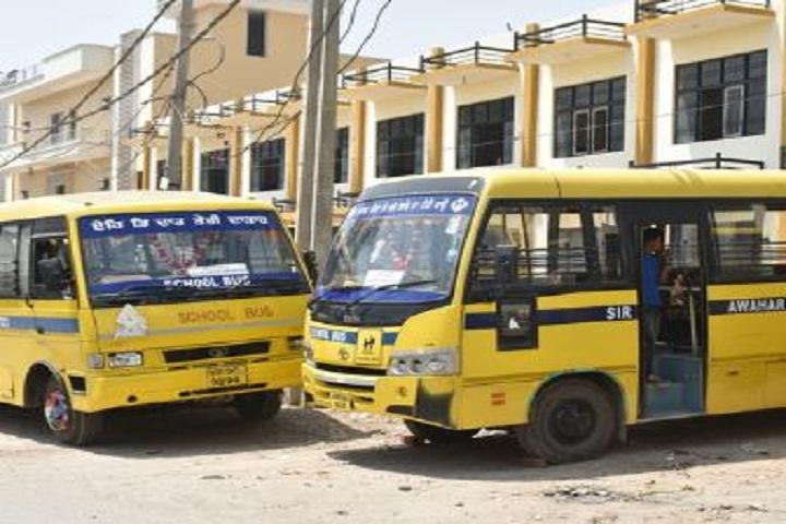Sir Jawahar Singh Public School-Transport