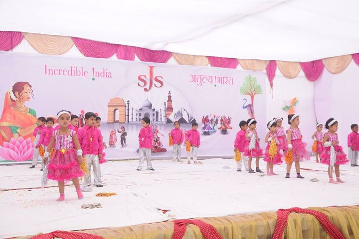 SJS International School-Childrens Day