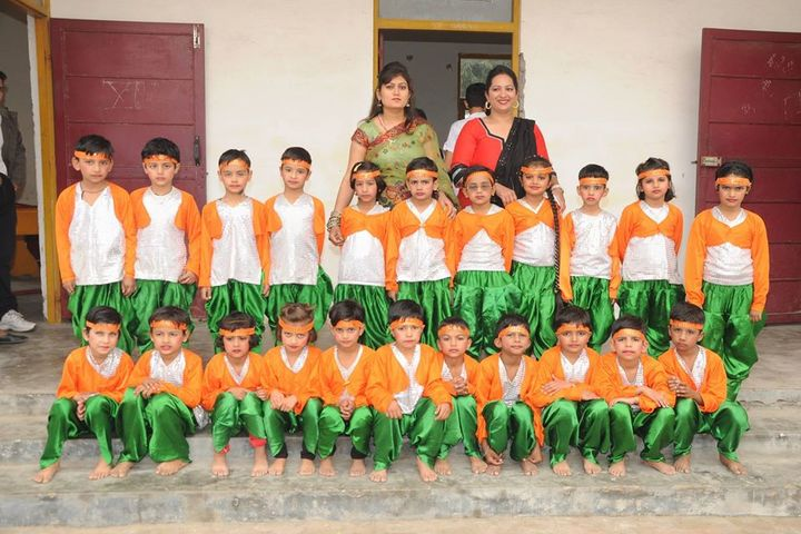 SJS International School-Independence Day