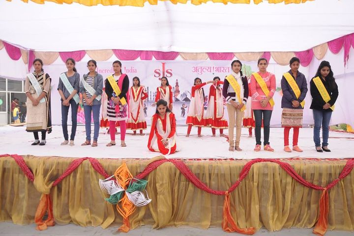 SJS International School-Investiture Ceremony