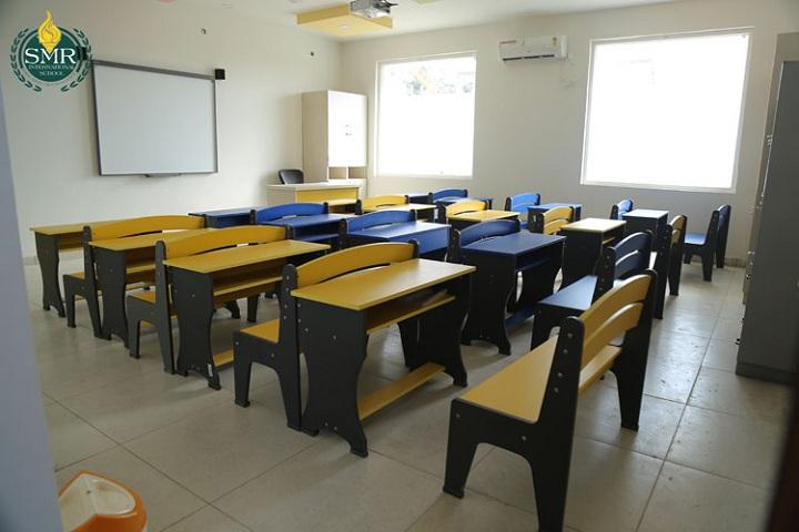 SMR International School-Classroom