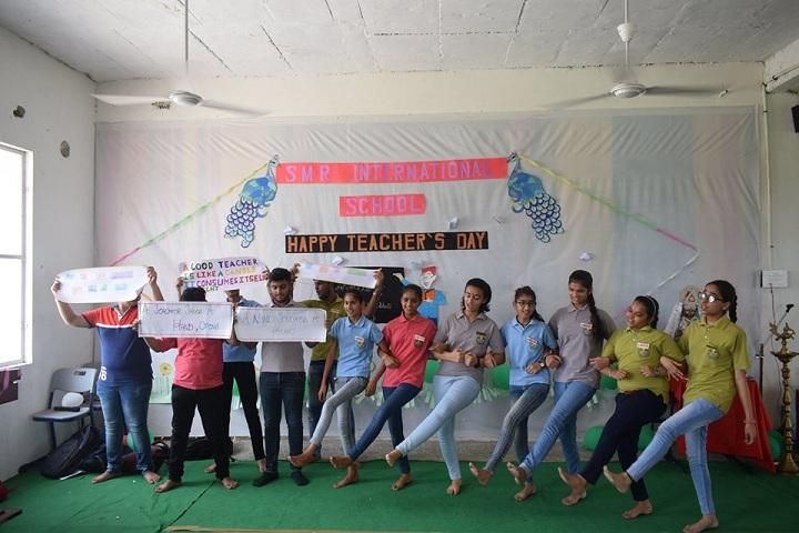 SMR International School-Dance