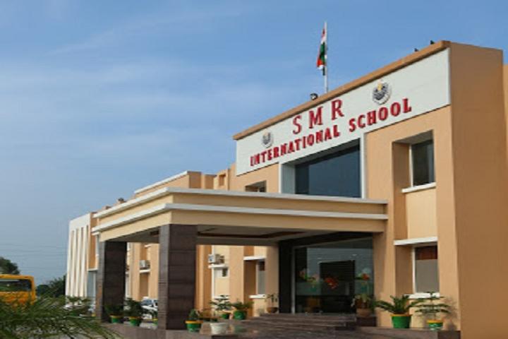 SMR International School-School Builidng