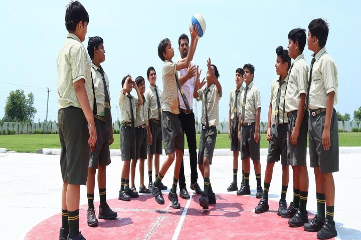 SMR International School-Sports
