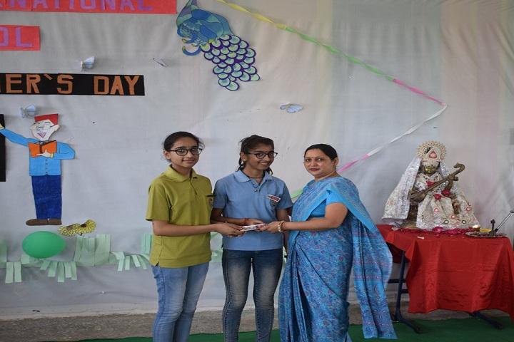 SMR International School-Teachers Day