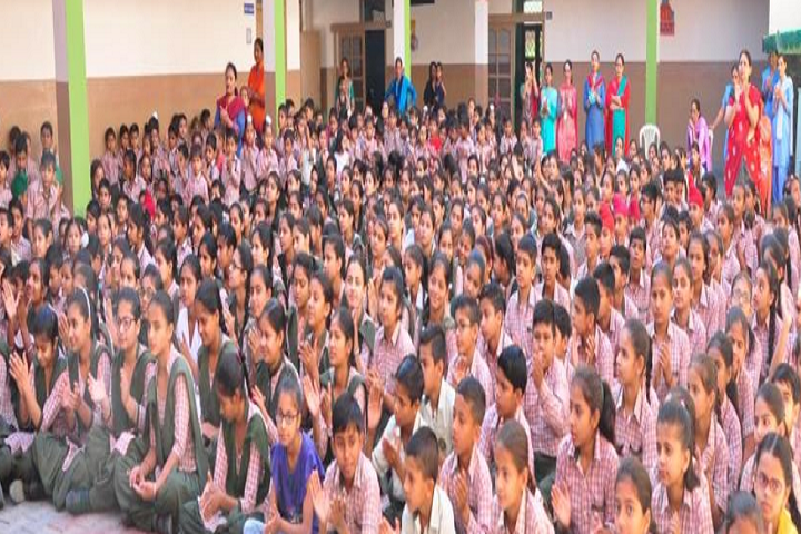 Smt Kesari Devi Lohia Public School-Childrens Day  Celebration