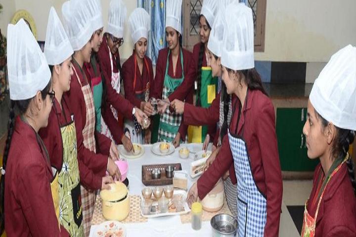 Smt Kesari Devi Lohia Public School-Cooking Classes