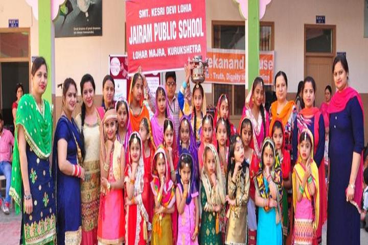 Smt Kesari Devi Lohia Public School-Festival Celebration