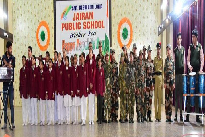 Smt Kesari Devi Lohia Public School-Republic Day Celebration