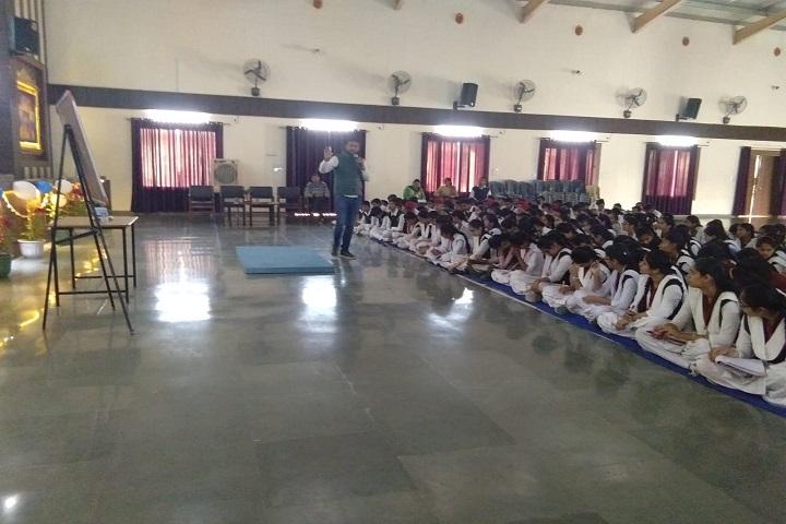 Smt Kesari Devi Lohia Public School-Speech