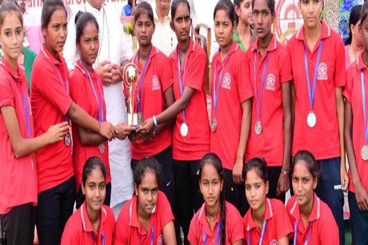 Smt Kesari Devi Lohia Public School-Sports Winner