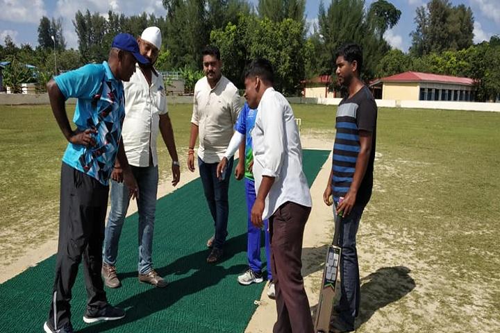 Government Secondary School-Playground