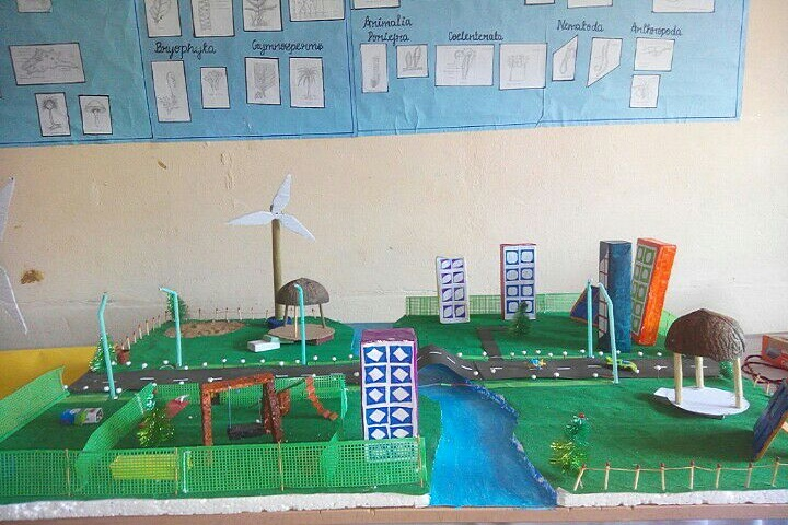 Government Secondary School-Project Work