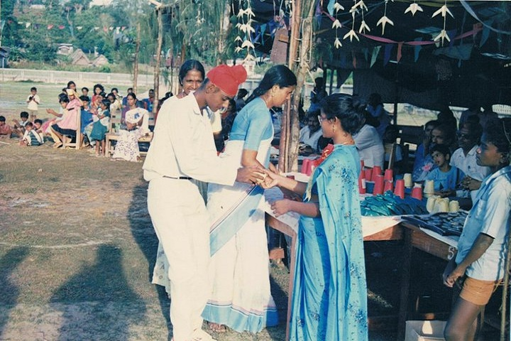 Government Secondary School-Sports Day
