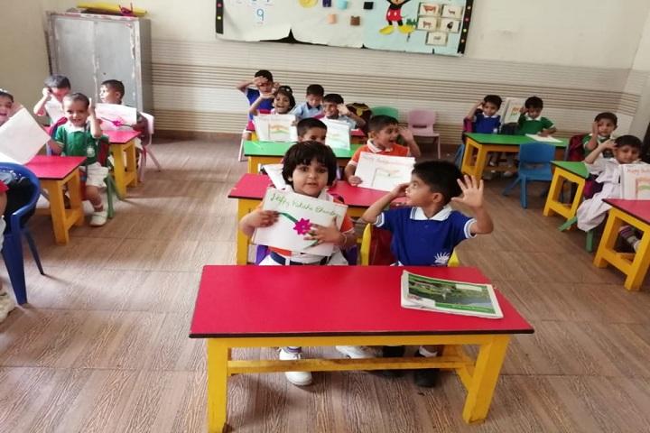 Sofia Convent School-Classroom