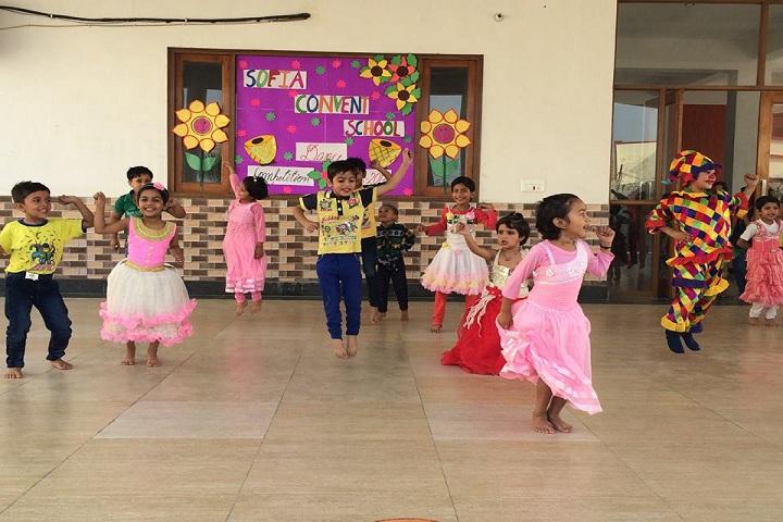 Sofia Convent School-Dance
