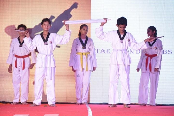 Sofia Convent School-Karate