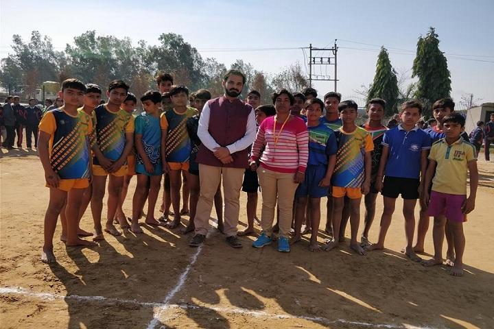 Sofia Convent School-Sports Team