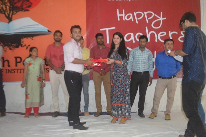 South Point World School-Presentation party