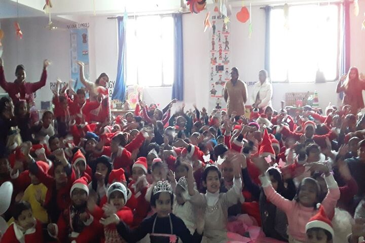 South Point World School-Christmas