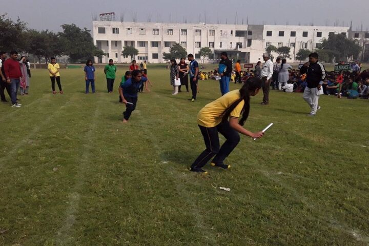 South Point World School-Sport Day