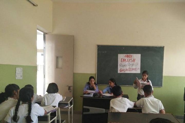 Spring Field Public School-Classroom