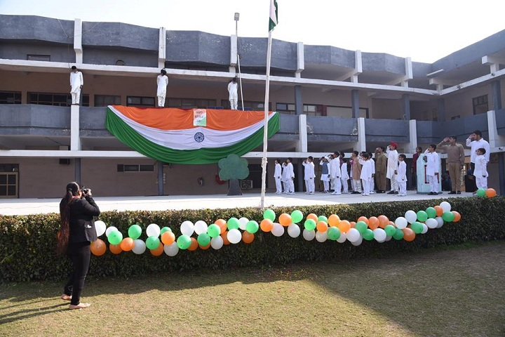 Spring Field Public School-National day celebrations