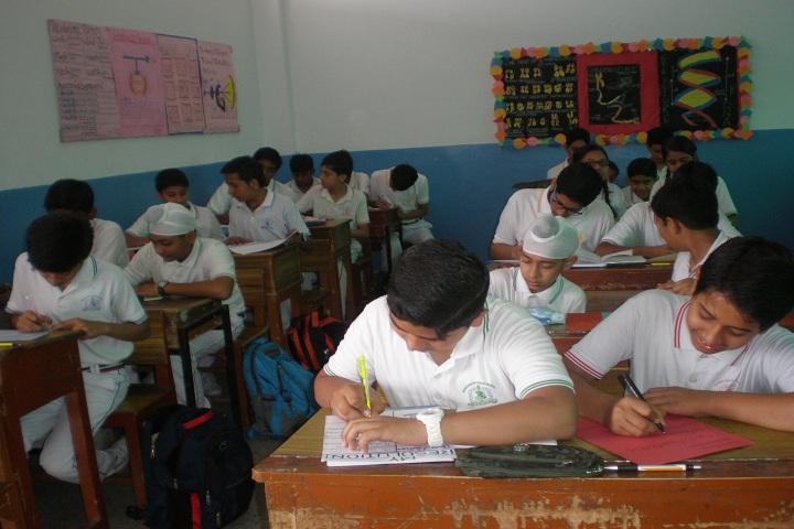 Spring Fields Public School-Classrooms
