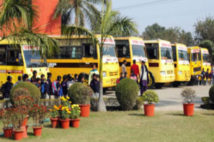 Spring Fields Public School-Transport