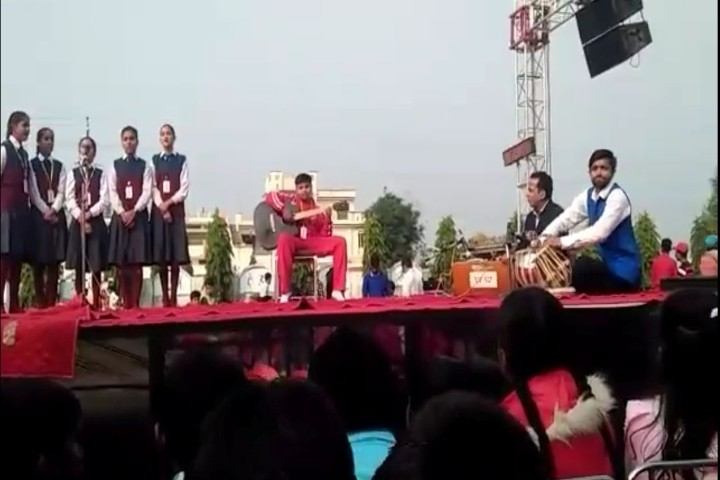 Sri Krishna Public School music