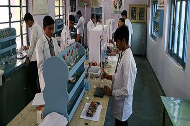 St Crispins Sr Sec School-Chemistry-Lab