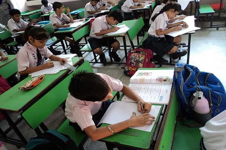 St Crispins Sr Sec School-Classroom