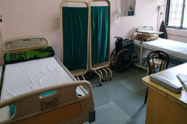 St Crispins Sr Sec School-Medical room