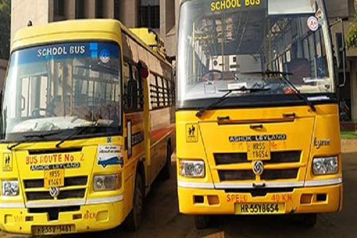 St Crispins Sr Sec School-Transport