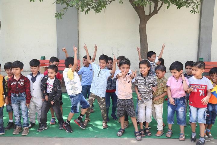 St  Johns School-Childrens Day Celebration